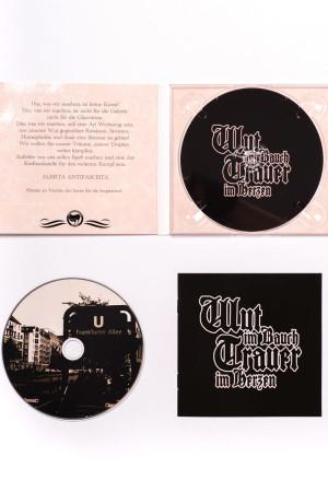 CD Wut im Bauch Trauer im Herzen