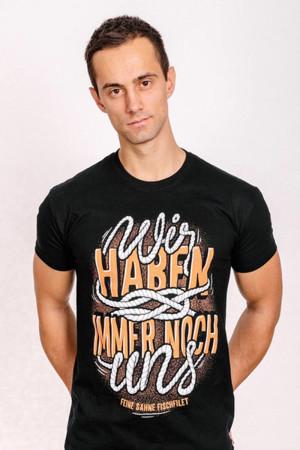 T-Shirt Wir haben immer noch uns Tour 2019 Black Unisex